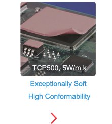 tcp500 thermal insulator Heat_Transfer_Pad