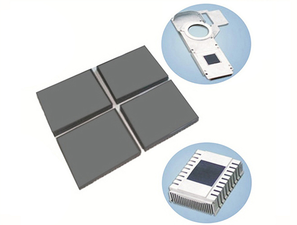 silicone free thermal conductive pad
